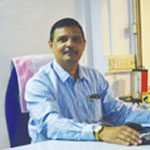 Mr. Mohan Cholkar - Managing Director